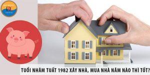 Tuổi Quý Hợi 1983 nên mua nhà, xây nhà năm nào thì tốt?