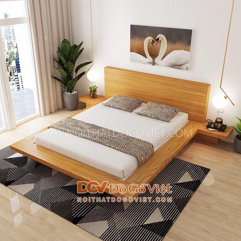 thông thường kích thước giường ngủ là 1.x2m