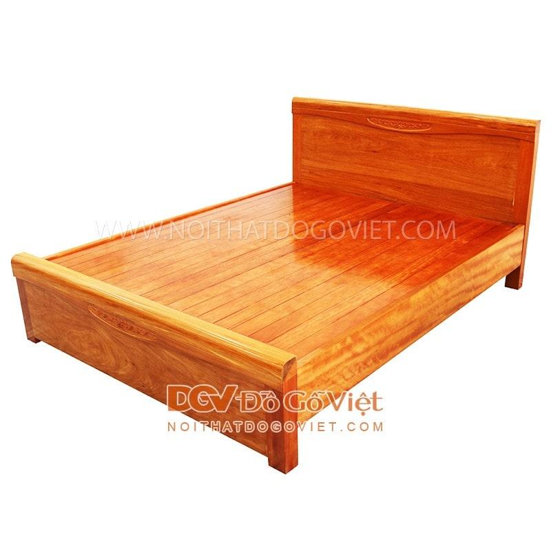 Nên chọn giường ngủ gỗ gì?